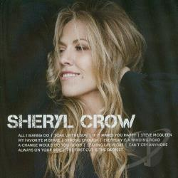 Crow, Sheryl - Icon CD Cover Art