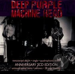 Deep Purple (Rock) - Machine Head CD Cover Art