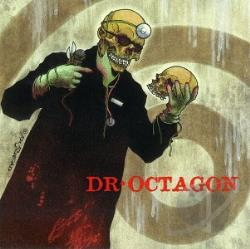 Dr. Octagon - Dr. Octagon CD Cover Art