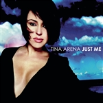 Arena, Tina - Just Me CD Cover Art
