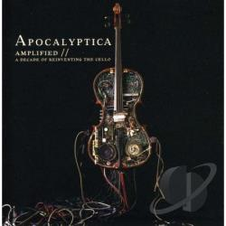 Apocalyptica - Amplified: A Decade of Reinventing the Cello CD Cover Art