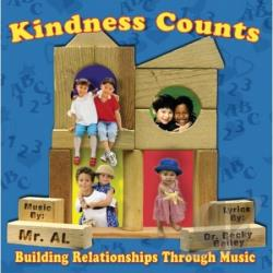 Mr. Al - Kindness Counts CD Cover Art