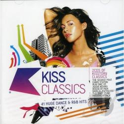 Kiss Classics CD Cover Art