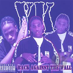 Y.K. - Back Against The Wall CD Cover Art