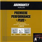 Avalon - Abundantly (Performance Tracks) - EP DB Cover Art