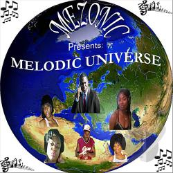 Mezonic - Melodic Universe CD Cover Art