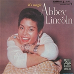 Lincoln, Abbey - It's Magic CD Cover Art