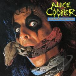 Cooper, Alice - Constrictor CD Cover Art