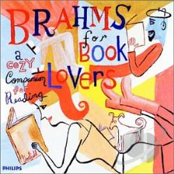 Brahms For Book Lovers - Brahms for Book Lovers: A Cozy Companion for Reading CD Cover Art