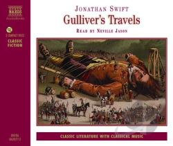 Jason / Swift - Guilliver's Travel CD Cover Art