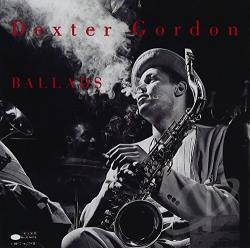 Gordon, Dexter - Ballads CD Cover Art