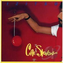 Stevens, Cat - Izitso CD Cover Art