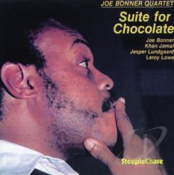 Bonner, Joe - Suite for Chocolate CD Cover Art