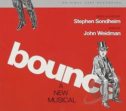 Bounce: A New Musical CD Cover Art