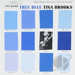 Brooks, Tina - True Blue CD Cover Art
