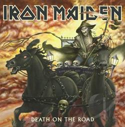 Iron Maiden - Death on the Road CD Cover Art
