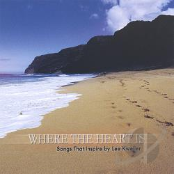 Kweller, Lee - Where the Heart Is CD Cover Art