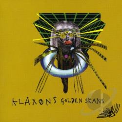 Klaxons - Golden Skans CD Cover Art
