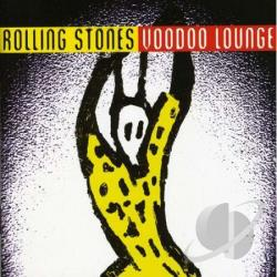 Rolling Stones - Voodoo Lounge CD Cover Art