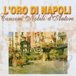 L'Oro di Napoli, Vol. 12 CD Cover Art