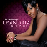 Johnson, Le'andria - Awakening of Le'andria Johnson CD Cover Art