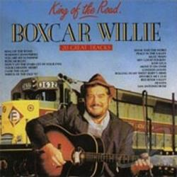 Boxcar Willie - King Of The Road CD Cover Art
