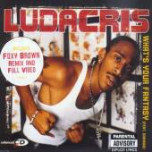 Ludacris - What's Your Fantasy CD Cover Art