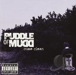 Puddle Of Mudd - Come Clean CD Cover Art
