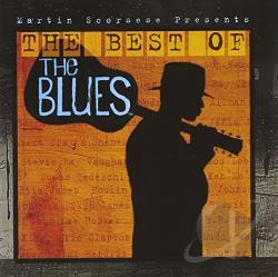 Martin Scorsese: Best Of The Blues CD Cover Art