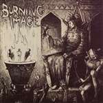 Burning Image - 1983-1987 CD Cover Art