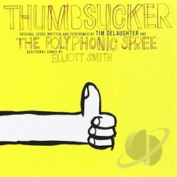 Delaughter, Tim / Polyphonic Spree - Thumbsucker CD Cover Art