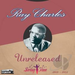 Charles, Ray - Ray Charles: Unreleased CD Cover Art
