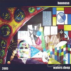 Hoonose - Waters Deep CD Cover Art