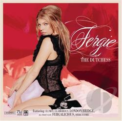 Fergie - Dutchess CD Cover Art
