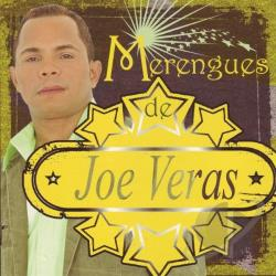 Veras, Joe - Merengues de Joe Veras CD Cover Art