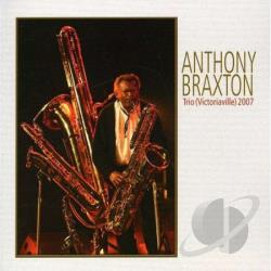 Anthony Braxton 12+1tet - 12+1tet (Victoriaville) 2007 CD Cover Art