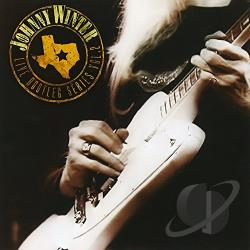 Winter, Johnny - Live Bootleg Series, Vol. 2 CD Cover Art
