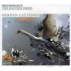 Cattaneo, Hernan - Renassaince Master Series CD Cover Art