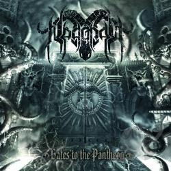 Negator - Gates to the Pantheon CD Cover Art
