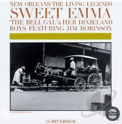 Barrett, Sweet Emma - New Orleans: The Living Legends CD Cover Art