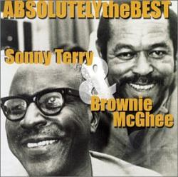 Mcghee, Brownie & Terry, Sonny - Absolutely the Best CD Cover Art