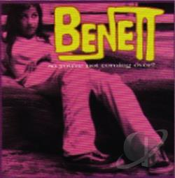 Benett - So You're Not Coming Over? CD Cover Art