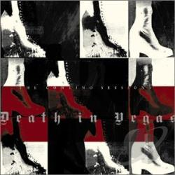 Death In Vegas - Contino Sessions CD Cover Art