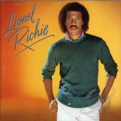 Richie, Lionel - Lionel Richie CD Cover Art