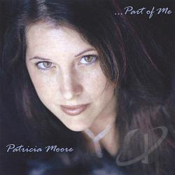 Moore, Patricia - Part of Me CD Cover Art
