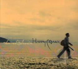 Manx, Harry - Wise and Otherwise CD Cover Art
