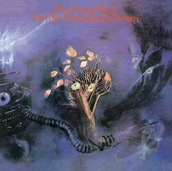 Moody Blues - On the Threshold of a Dream CD Cover Art