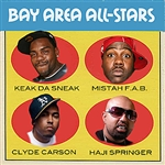 Bay Area All Stars Vol. 1 DB Cover Art