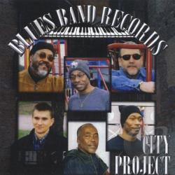 Art James Wilson - City Project CD Cover Art