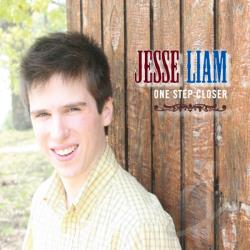 Jesse Liam - One Step Closer CD Cover Art
